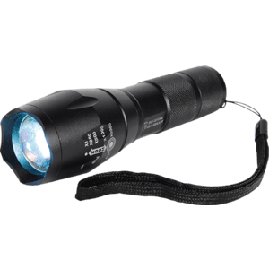 safety light with 5 telescoping beams and rechargeable